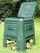 Compostiera in plastica riciclata  - Angelo Gianazza Spa - GPP, Raccolta Differenziata Professionale, Gestione Rifiuti, Ho.Re.Ca.